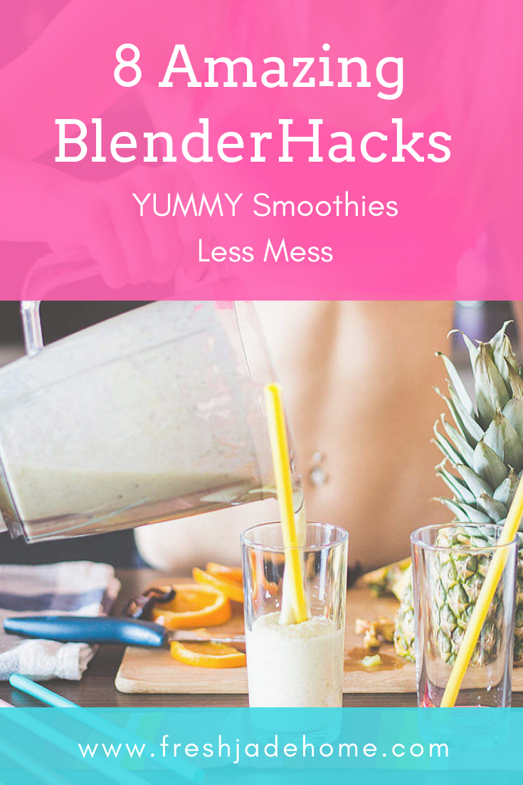 8 Amazing Blender Hacks
